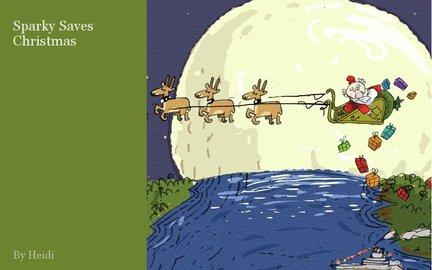 Sparky Saves Christmas