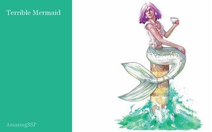 Terrible Mermaid