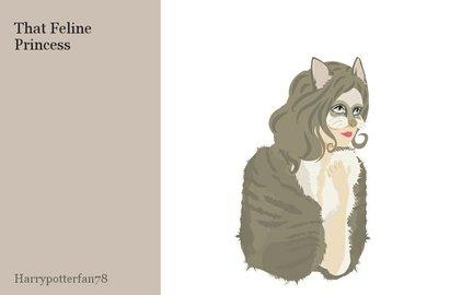 That Feline Princess