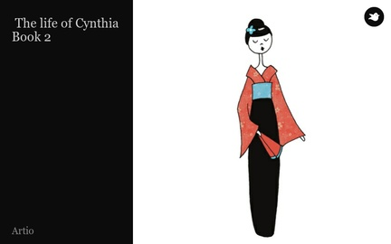 The life of Cynthia Book 2