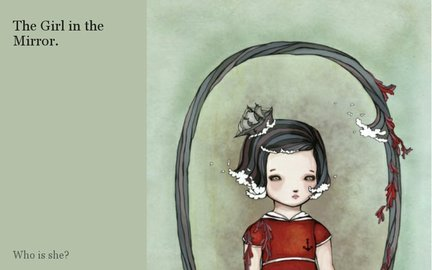 The Girl in the Mirror.