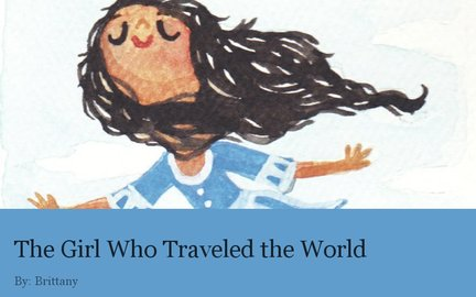 The Girl Who Traveled the World