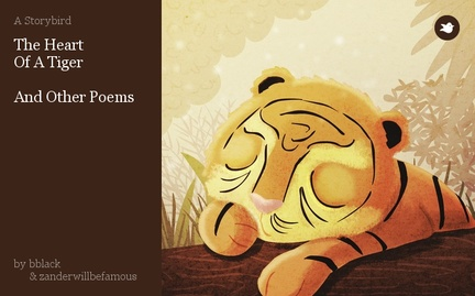 The Heart  Of A Tiger   And Other Poems