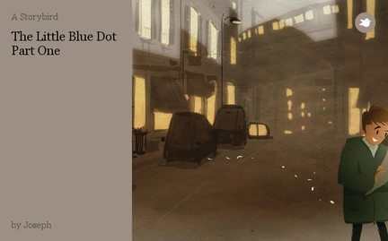 The Little Blue Dot Part One