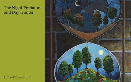 The Night Predator and Day Hunter
