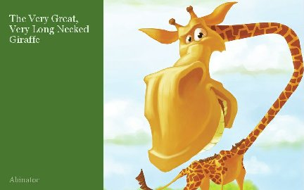 The Very Great, Very Long Necked Giraffe