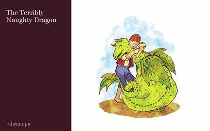 The Terribly Naughty Dragon