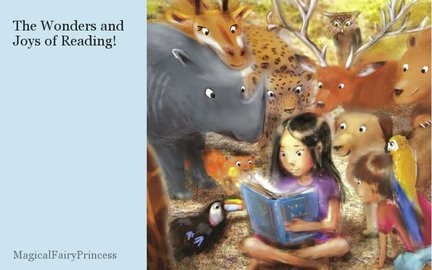 The Wonders and Joys of Reading!