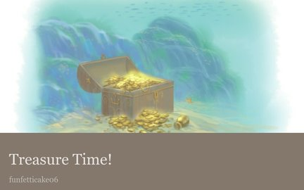 Treasure Time!