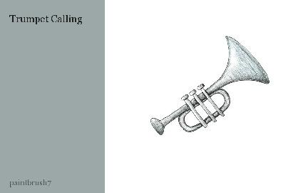 Trumpet Calling