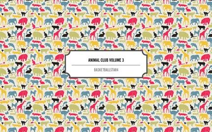 Animal Club Volume 3