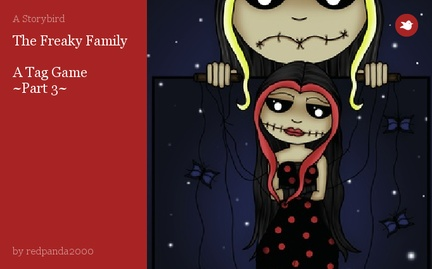 The Freaky Family   A Tag Game ~Part 3~