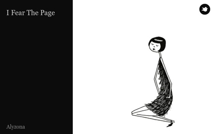 I Fear The Page