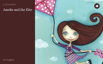 Amelia and the Kite