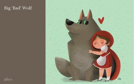 Big 'Bad' Wolf