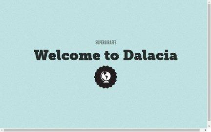 Welcome to Dalacia