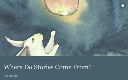 Where Do Stories Come From?