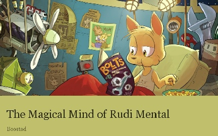 The Magical Mind of Rudi Mental
