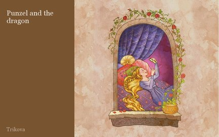 Punzel and the dragon