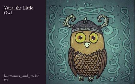 Yura, the Little Owl