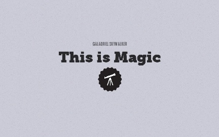 This is Magic