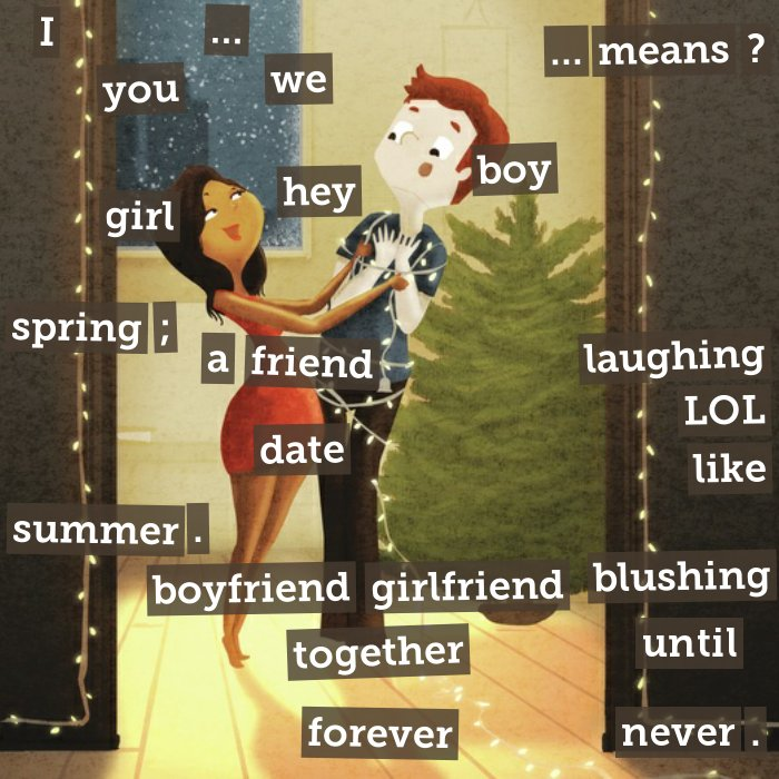 dating mean boyfriend girlfriend e matching speed dating