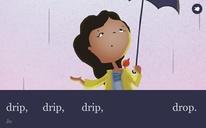 drip, drip, drip, drop.