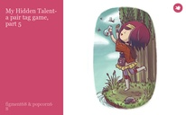 My Hidden Talent- a pair tag game, part 5