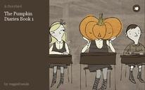 The Pumpkin Diaries Book 1