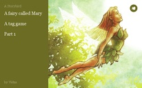 A fairy called Mary  A tag game  Part 1