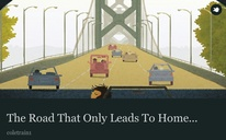 The Road That Only Leads To Home...