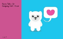Snowflake the Singing Polar Bear