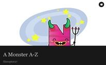 A Monster A-Z