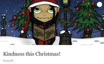 Kindness this Christmas!