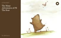 The Many Adventures of PB The Bear