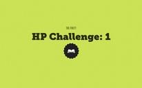 HP Challenge: 1