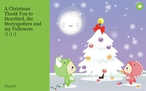 A Christmas Thank You to Storybird, the Storyspotters and my Followers.  :) :) :)