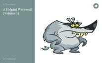 A Helpful Werewolf (Volume 1)