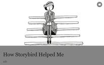 How Storybird Helped Me