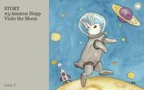 STORY #3:Ammon Hopp Visits the Moon
