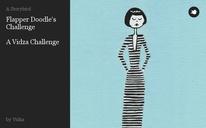 Flapper Doodle's Challenge  A Vidza Challenge