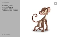Marwin, The Monkey That Followed Us Home