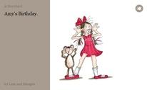 Amy's Birthday.