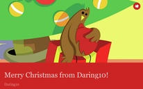 Merry Christmas from Daring10!