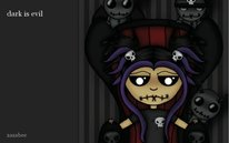dark is evil