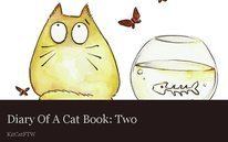 Diary Of A Cat Book: Two