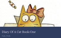 Diary Of A Cat Book:One