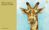 What it takes to become a Giraffe