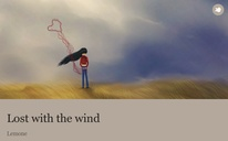 Lost with the wind