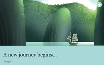 A new journey begins...